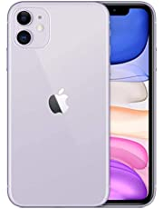 Apple iPhone 11 with FaceTime - 128GB, 4GB RAM, 4G LTE, Purple, Single SIM & E-SIM