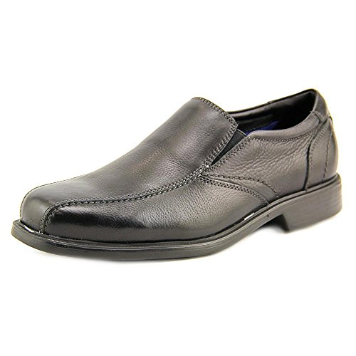 Florsheim Mens Freedom Bike Slip Black Tumble Slip-On - 10 D ()