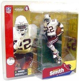 Emmitt Smith Sportspicks Series 6 White Jersey Red Glove Variant by McFarlane Toys - Jersey Emmitt Smith 22