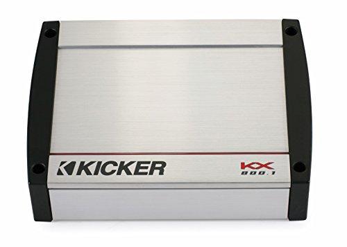 Kicker 40KX8001 Mono 800 Watt Amplifier (1600 Watt Mono Amplifier)