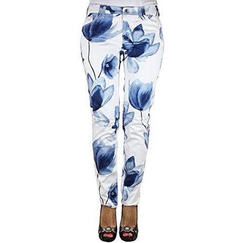 Blu C5j28 29 Armani Cinque Pantalone Jeans Jr5e Tasche Blue Donna f858Ywq