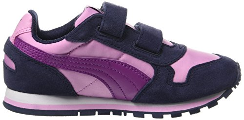 Puma Ps St Runner Nl V - Zapatillas de deporte Niñas Pastel Lavender/Bianco