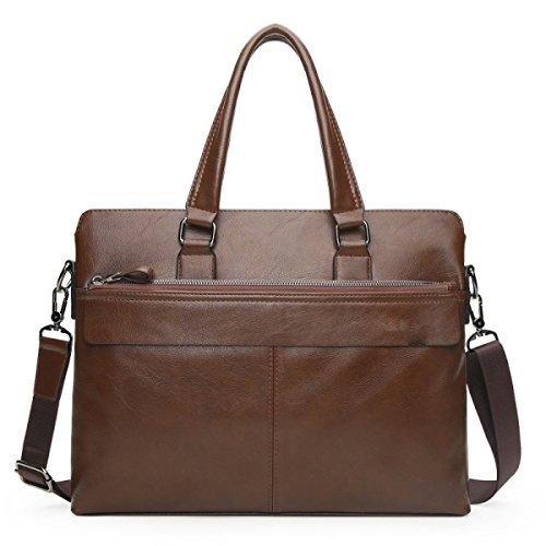 Shoulder Leisure Messenger Travel Business Laidaye purpose Handbag Backpack Pack Brown Multi 5wq6qBPf