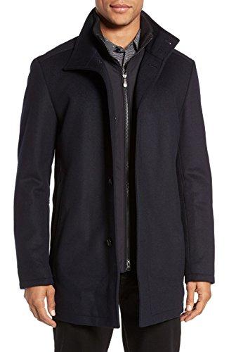 Hugo Boss Men's C-Coxtan 5 Wool-Cashmere Coat