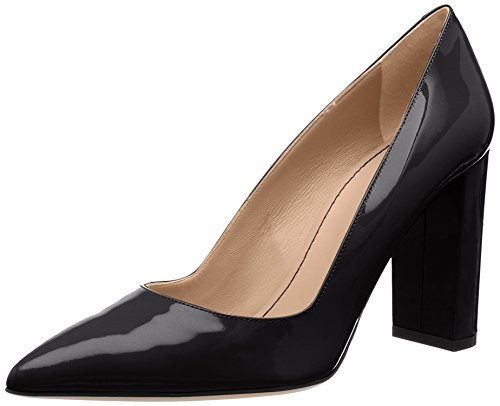 black Mayfair Escarpins pa 001 Hugo 90 Noir Pump Femme H6dH0q