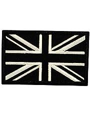Cobra Tactical Solutions Vlag Engeland UK Union Jack Military geborduurd patch met klittenbandsluiting voor Airsoft Paintball Cosplay voor tactische kleding rugzak