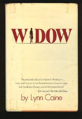 Widow by William Morrow