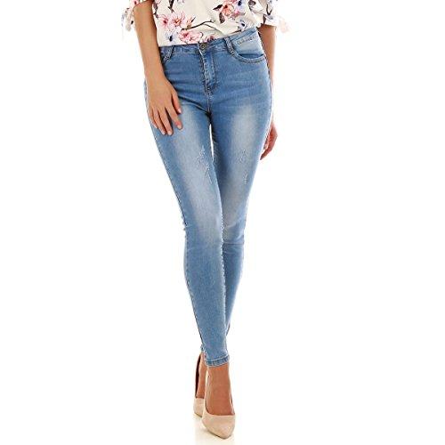 La Bleu Slim dlav Jeans Coupe Modeuse rBFRqr