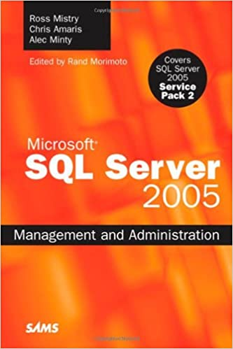 Book SQL Server 2005: Management and Administration