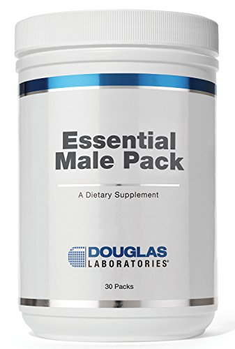 Douglas Laboratories® - Essential Male Pack - Essential Nutrients for Male Health in One Daily Convenience Pack* - 30 Packets