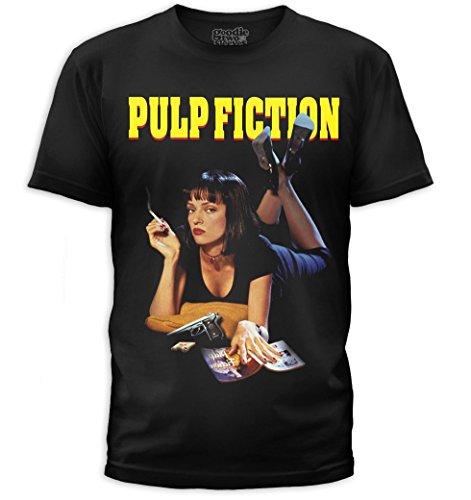 Pulp Fiction Mia T Shirt small -