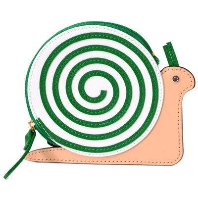 [ケイトスペード] 小銭入れ サフィアーノレザー かたつむり モチーフ コインケース 小銭入れ マルチ 2459 [並行輸入品]   B07PXPB2V9