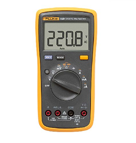 Fluke 15b Digital Multimeter F15b Latest Version