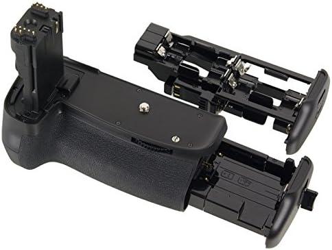 /P Meike Battery Grip for Canon EOS 60D Replaces BG-E9/Vertical Grip//Battery Grip /