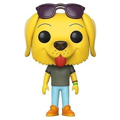 Funko POP Television BoJack Horseman Mr. Peanutbutter Action Figure: Funko Pop! Television:: Toys & Games