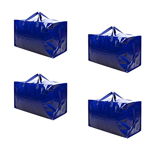 VENO Thick Over-Sized Organizer Storage Bag with Strong Handles...