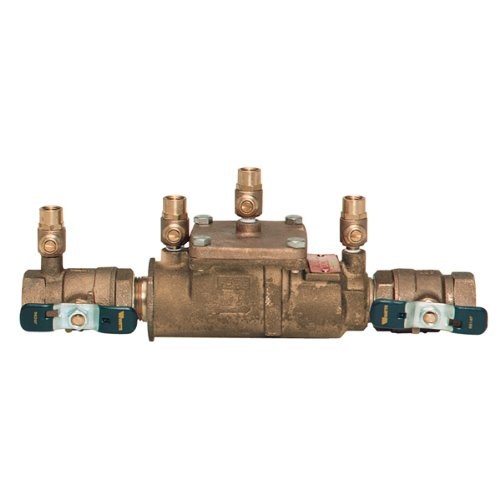 Watts 0063234 1.5in Female LF007M2-QT Double Check Valve Assembly