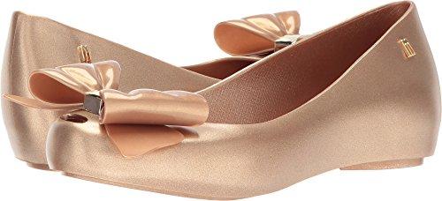 Melissa Shoes Womens Ultragirl Sweet Xiv Gold 8 M Us
