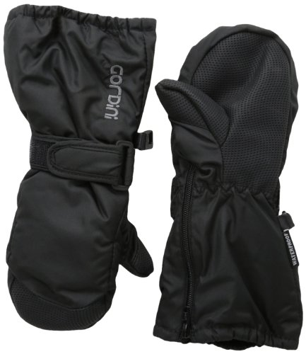 Gordini Kids & Baby Easy on Mitts for Children/Toddlers, Black, X-Small ()