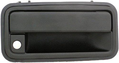 Dorman 83358 Chevrolet C1500 Suburban Black Replacement Tailgate Handle (C1500 Handle Tailgate)