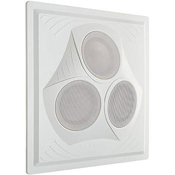 Pure Resonance Audio VCA8 Vector Ceiling Speaker Array (White)