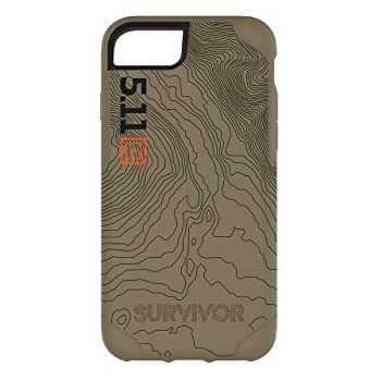 low priced 30bf0 1048e Griffin Survivor Strong: 5.11 Tactical Edition iPhone 7 Case with Slim and  Impact Resistant Design - Coyote/Black