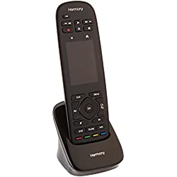 """Logitech Harmony Ultimate One – 2.4"""" Touch Screen Universal Remote for 15 Devices (Refurbished) - Black"""