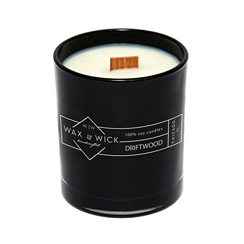 Scented Soy Candle Driftwood Sandalwood product image