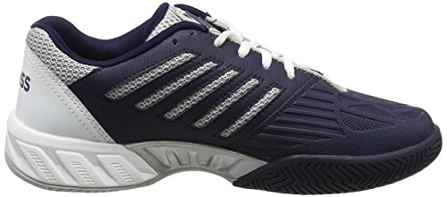 Swiss White Homme 3 Performance Light K Navy Tennis Blanc de Chaussures Bigshot FdqnZ