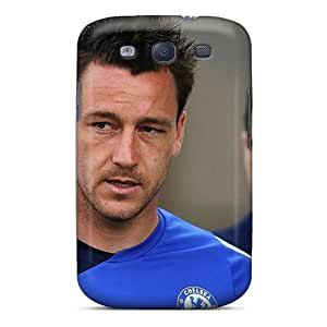 Hot EYI3389mhZe Case Cover Protector For Galaxy S3- Soccer Chelsea Fc Frank Lampard John Terry