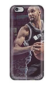 Beautifulcase Awesome San Antonio Spurs Basketball Nba Flip case cover With Fashion Design For Iphone 6 yaLzEodlYuD Plus For Penachouys