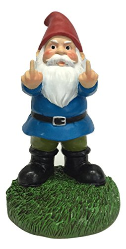 Gnometastic Double Bird Garden Gnome
