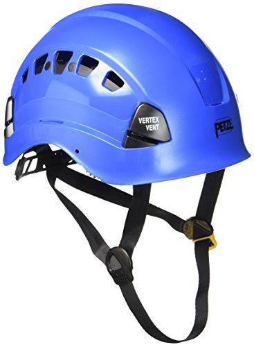 Petzl Pro Vertex Vented Professional Helmet - Blue (Best Headlamp For Photographers)