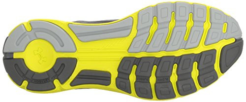 Underarmour UA Speed forma Gemini 3 – Rhino Gray | Smash Yellow