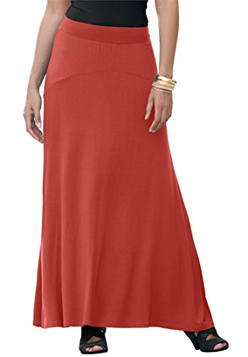 Jessica-London-Womens-Plus-Size-Tall-Maxi-Skirt