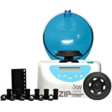 LW Scientific ZCC-12HD-40T3 ZipCombo Centrifuge with 12-Place Microhematocrit Rotor, 100V to 240V