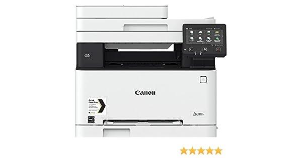 Impresora láser multifunción color Canon i-Sensys MF635Cx blanca ...