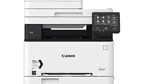 Impresora láser multifunción Color Canon i-Sensys MF635Cx Blanca WiFi