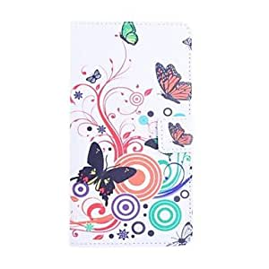 WQQ Samsung Galaxy Note 4 compatible Special Design PU Leather Full Body Cases