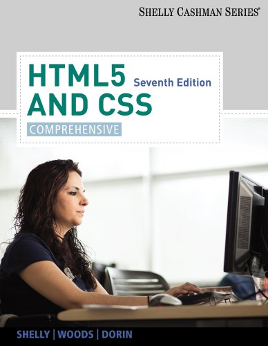HTML5 and CSS: Comprehensive by Cengage Learning