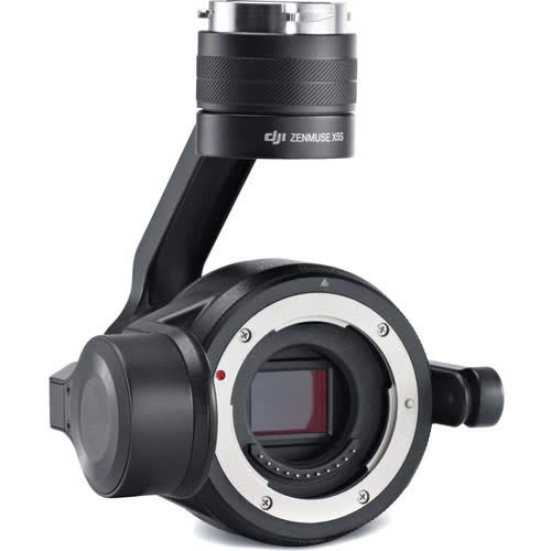 DJI X5S Gimbal and Camera (Lens Excluded) Drone Flyer by DJI