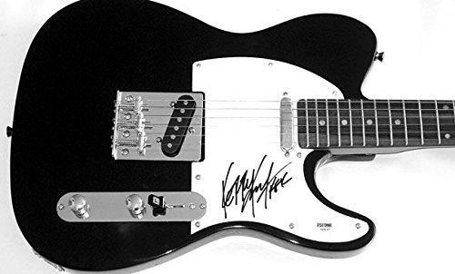 Slayer Kerry King Autographed Signed Guitar & Proof AFTA AFTAL - PSA/DNA Certified
