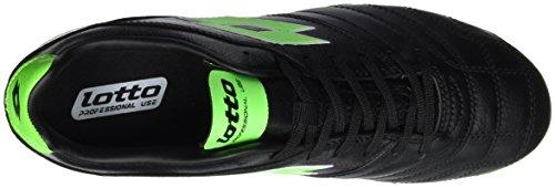 Black Shoes Black Lotto Fg 300 Footbal Men's Mint Fl Stadio A4FS0
