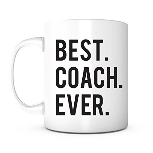 (Best Coach Ever-Gift for Coach,Coach Gifts,Coach Birthday Present,Winning Coach,Sport Gift,Teacher Appreciation Gift,Coach Thank You,Gift Idea for Coach,Football Coach,Coach Coffee Mug)