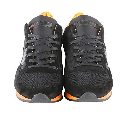 Philippe Sneakers Tessuto Trlunf03 Nero Model Uomo PPqwrTv