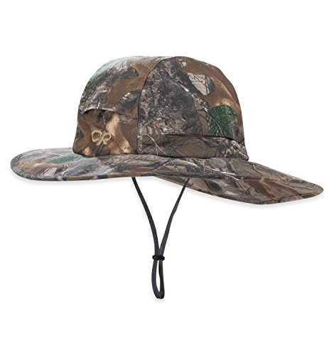 - Outdoor Research Sombriolet Sun Hat Camo, Realtree Xtra, X-Large