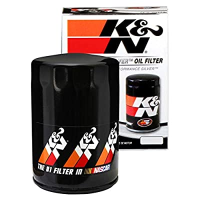 K&N Premium Oil Filter: Designed to Protect your Engine: Fits Select AUDI/VOLKSWAGEN Vehicle Models (See Product Description for Full List of Compatible Vehicles), PS-3004: Automotive