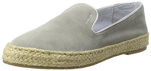Gant Krista Grey Grey Donna Pantofole BOPwYB