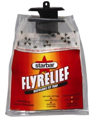 Farnam Company 13548 Fly Relief Disposable Fly Trap (Farnam Fly Relief)