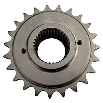 XL SPORTSTER 1 INCH OFFSET TRANS SPROCKET 200MM TIRE 57-85 XL 6 SPLINE